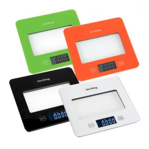 Ultraslim Digital Kitchen Scale