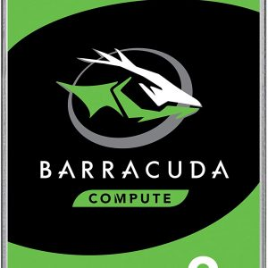 Seagate BarraCuda 2TB Interne Festplatte HDD