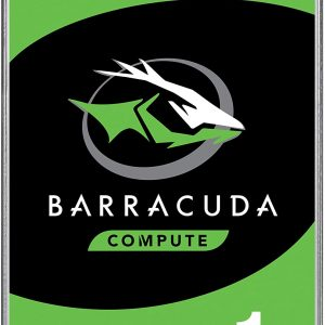 Seagate BarraCuda 1TB Interne Festplatte HDD – 3.5""